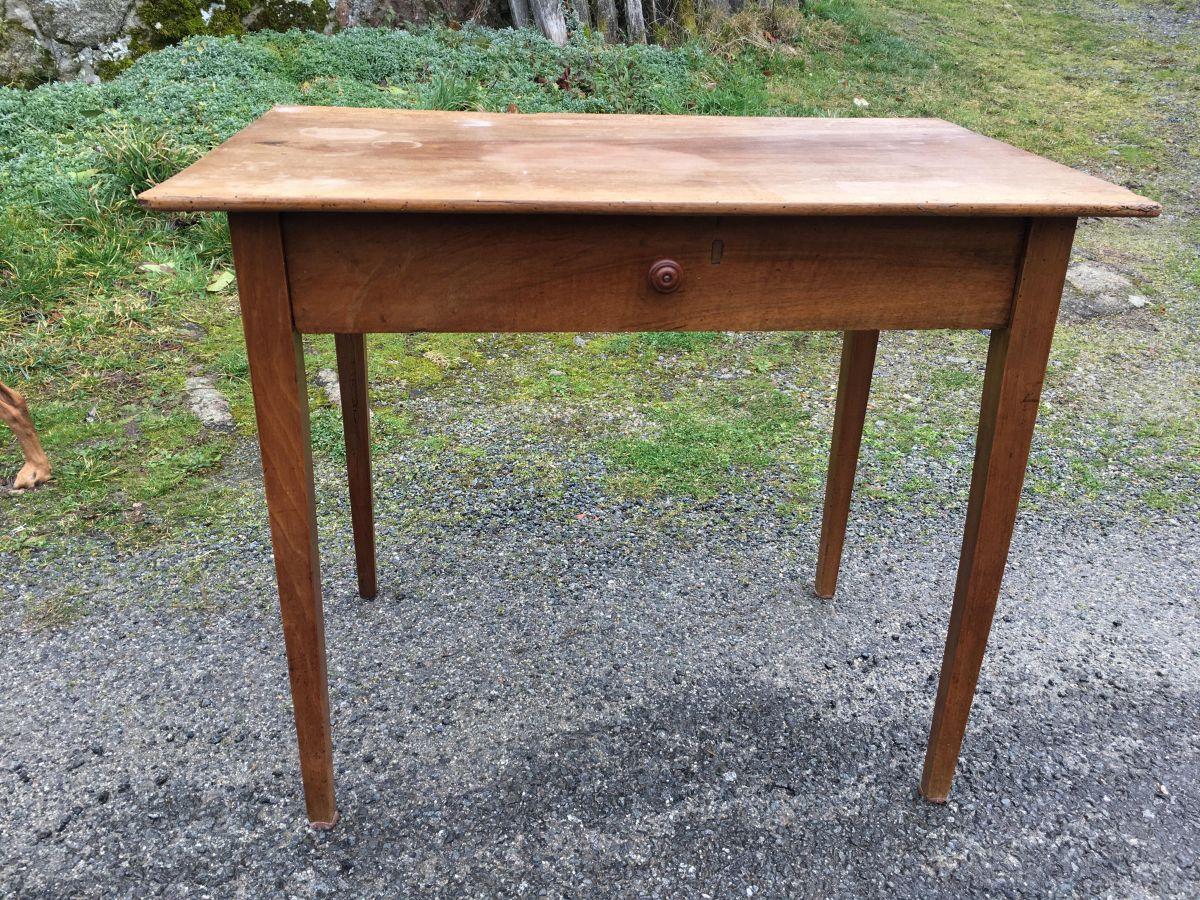 Table De Ferme Ancienne Vintage Luckyfind
