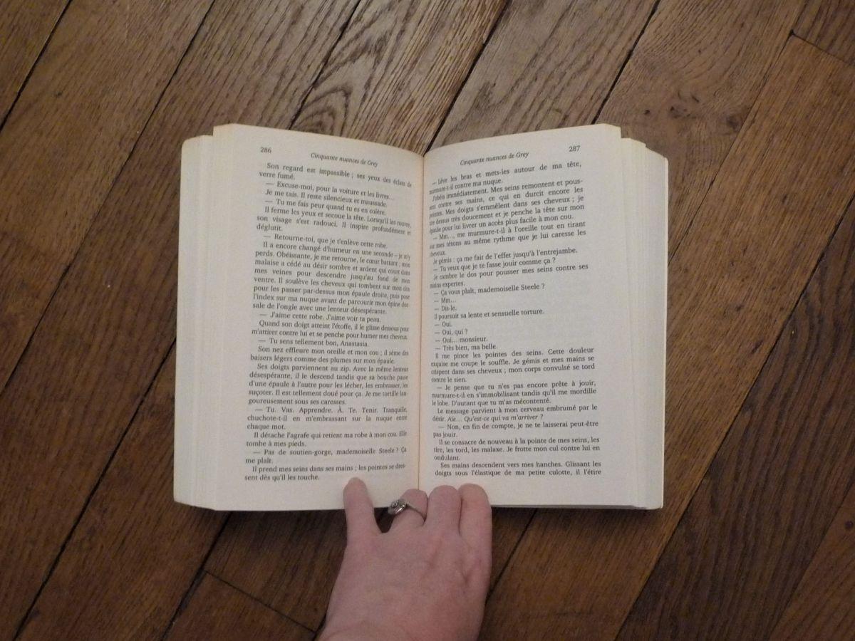 50 nuances de grey version christian tome 1 rencontre
