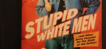 "Livre d'occasion ""Stupid white men"" Michael Moore"