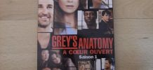 DVD Grey's anatomy saison 1