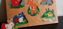 Puzzle animaux Fisher Price