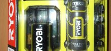 Chargeur Complet RYOBI TEK 4 - RP4910 - NEUF