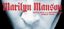 DVD Marilyn Manson - Guns, God and Government