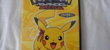 DVD Pokémon Advanced Battle