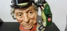 CHOPE PERSONNAGE ROYAL DOULTON 1964