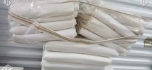 Lot de 11 draps ancien plat