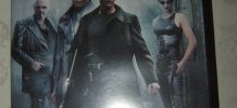 Matrix DVD Keanu Reves-Laurence Fishburne