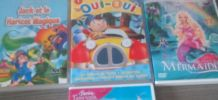 Lot de DVD enfant