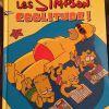 Lot de 5 BD Simpson (16,18,19,21,26)