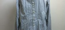 Chemise rayée Banana Republic taille 40