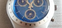 Montre Swatch Aquablue Sistem51 (edition 2016)