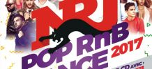 NRJ Pop R'n'B Dance 2017 Coffret