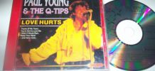 cd paul young & the q-tips album love hurts