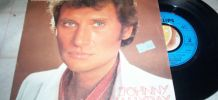 45 tours 2 titres johnny hallyday