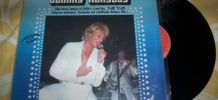 DISQUE 33 TOURS JOHNNY HALLYDAY