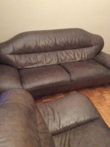 Canap s et fauteuils vintage ou d 39 occasion entre for Canape occasion particulier