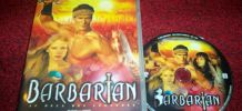 DVD THE BARBARIAN film genre conan le barbare