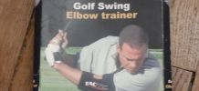 Analyseur de Swing pour le Coude -Tac Tic -Elbow Trainer- Golf Swing - Neuf