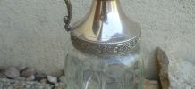 carafe  a  decanter   ancienne , vintage