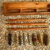 coffret kit  de nettoyage ancien pour fusils