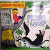 Pierre et le Loup par Gérard Philippe. Musique de Prokofiev