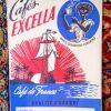 Deux anciens protège cahiers publicitaires (café)