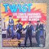 Disque vinyle Twist les chats sauvages- Richard Anthony ...