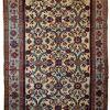 Tapis ancien Persan Mahal fait main, 1B688