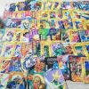lot de cartes marvel