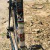 Vélo de course vintage homme Peugeot Année 70,
