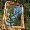 Miroir ancien style Louis Philippe