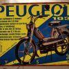 Plaque Peugeot 103 MVL