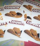 COFFRET 10 CD 200 TITRES COUNTRY MUSIC