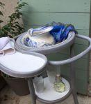 Barbière ou meuble de toilette début XXème