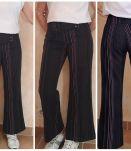 Pantalon Ample à Rayure Xanaka