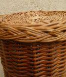 baril  en  rotin , osier