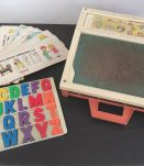 Fisher Price School Days Desk (1972)