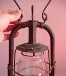 vieille lampe a pétrole
