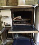 Fourneau ou cuisinière à bois