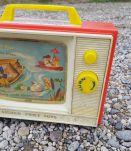 Télé musicale vintage Fisher Price