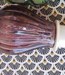 Carafe en Verre violette