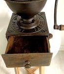 Moulin à café de comptoir vintage 50's
