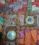 Petit tapis ou tenture traditionnel Rajasthan