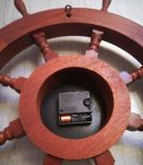 barre a roue horloge