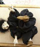 Poupée  de collection sorcière japonaise