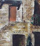 Tabeau-Peinture à l'huile - Original - Sarlat La Caneda