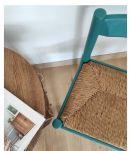 Paire de chaises bois