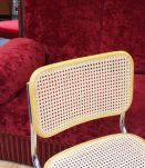 Chaise Cesca B32 Marcel Breuer vintage TBE