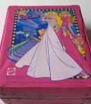 BARBIE valise malette vintage Mattel