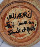 Vase Vallauris Fonck et Matéo